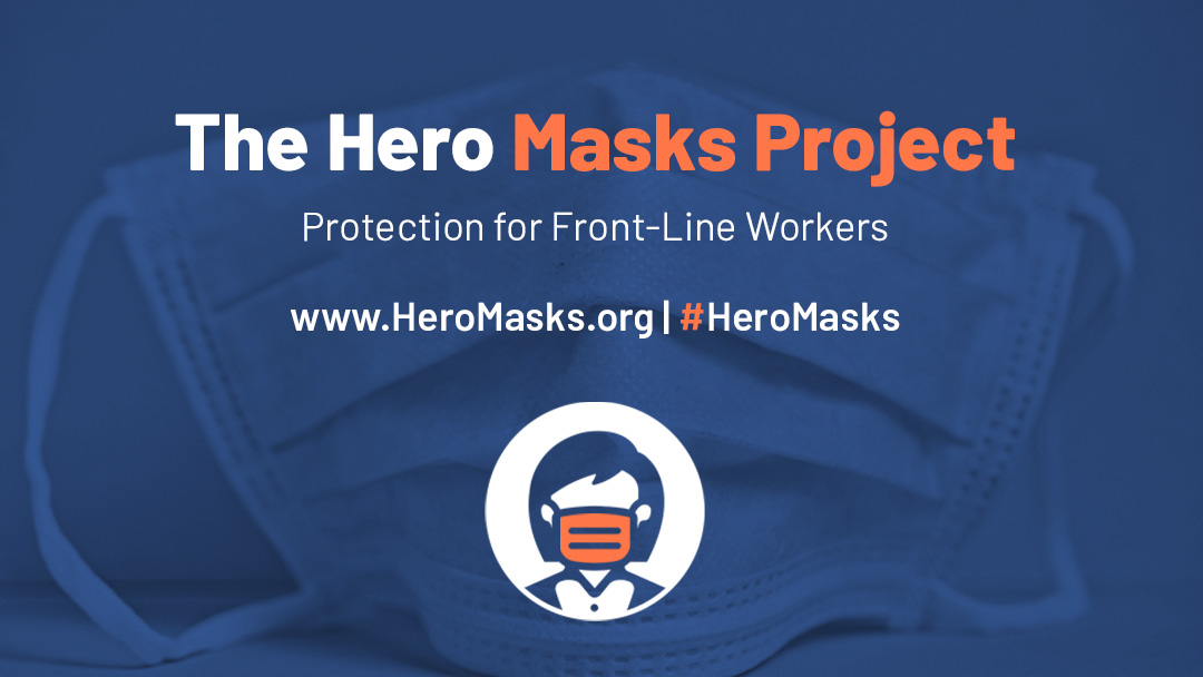 Hero Masks Ordered