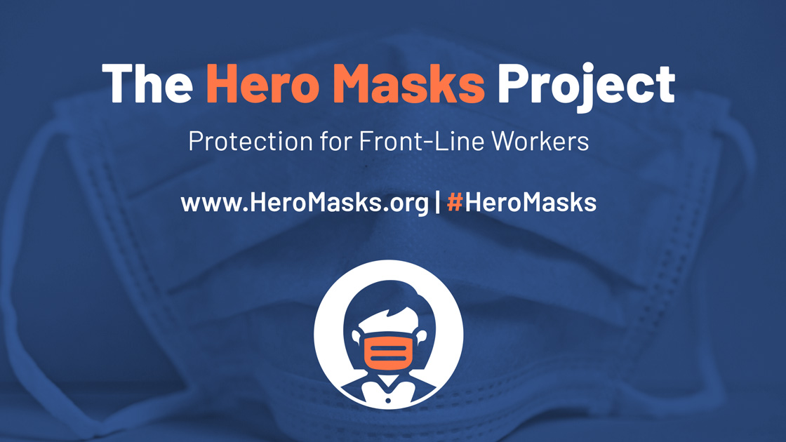 The Hero Masks Project Launch